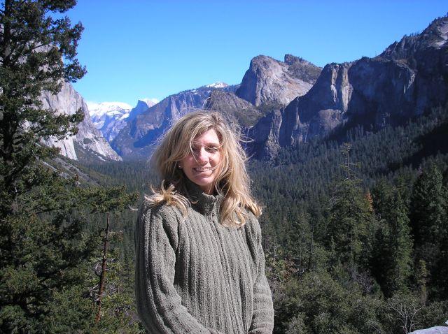 Hilary, Yosemite