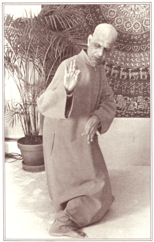 Swami Kripalu, in the dance of surrender, Experiential Meditation