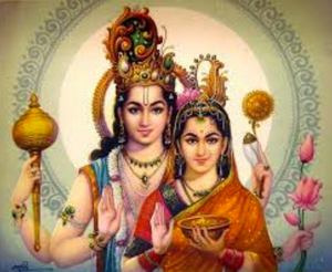 Vishnu and Lakshmi, Life Maintained