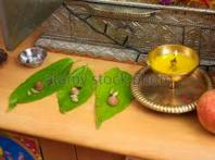 A Leaf in Devotion to Guru