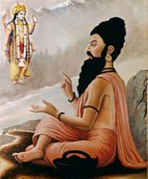 Bhrighu, the best sacrificer, full surrender to God