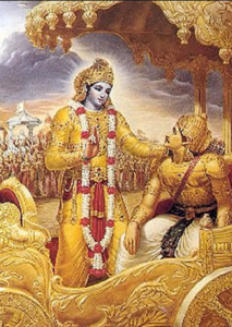 Krishna, the Silence of Secrests
