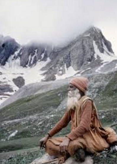 Himalayan Sadhu