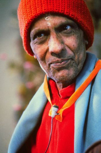 Swami Kripalu, bringer of the original yoga, Surrender Meditation, to the West.