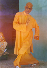 Swami Kripalu in Meditation