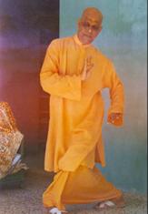 Swami Kripalu in Meditation