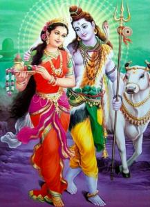 Parvati & Shiva