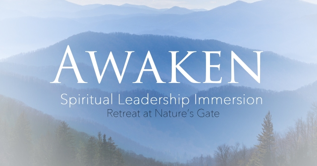 AWAKEN! Spiritual Leadership Immersion Retreat_edited