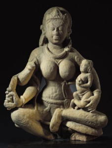 Mother God with Child